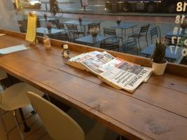 Hoge tafel